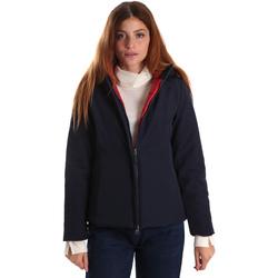 textil Dam Jackor Invicta 4431576/D Blå