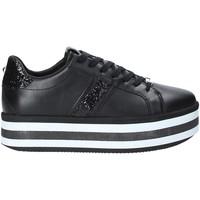 Skor Dam Sneakers Apepazza 9FICP01 Svart