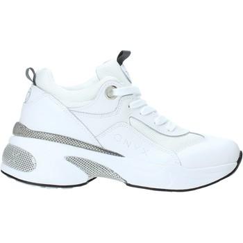 Skor Dam Sneakers Onyx W19-SOX514 Vit