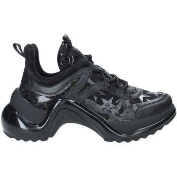 Skor Dam Sneakers Studio Italia LOVE01 Svart