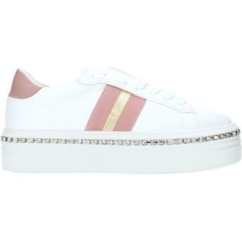 Skor Dam Sneakers Gold&gold B19 GA139 Vit