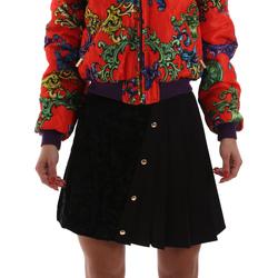 textil Dam Kjolar Versace A9HUB30505487899 Svart
