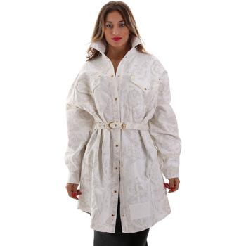 textil Dam Jackor Versace D2HUB445HRC43003 Vit