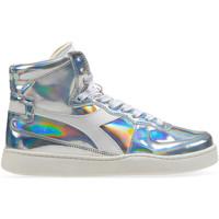 Skor Dam Höga sneakers Diadora 201.175.511 Silver