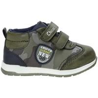 Skor Barn Höga sneakers Chicco 01062502000000 Grön