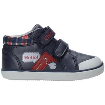 Skor Barn Höga sneakers Chicco 01062495000000 Blå