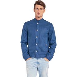 textil Herr Jackor Gaudi 011BU38005 Blå