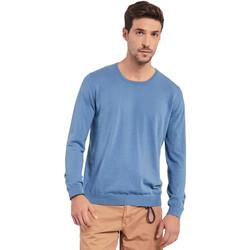textil Herr Tröjor Gaudi 011BU53024 Blå