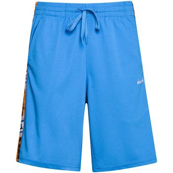 textil Herr Shorts / Bermudas Diadora 502176087 Blå