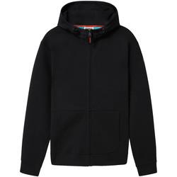 textil Herr Sweatshirts Napapijri NP0A4E84 Svart