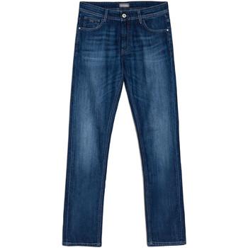 textil Herr Jeans NeroGiardini E070600U Blå