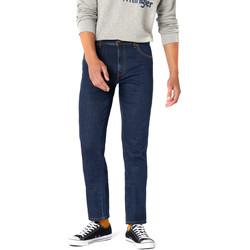 textil Herr Jeans Wrangler W12S8311U Blå