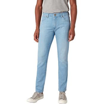 textil Herr Jeans Wrangler W18SQ1159 Blå