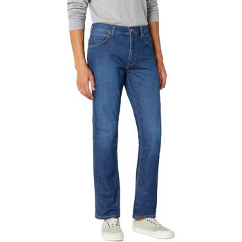 textil Herr Jeans Wrangler W15QQ1150 Blå