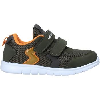 Skor Barn Sneakers Lumberjack SB55112 002 M67 Grön