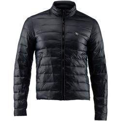 textil Herr Täckjackor Lumberjack CM68722 004 405 Svart