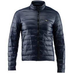 textil Herr Täckjackor Lumberjack CM68722 004 405 Blå