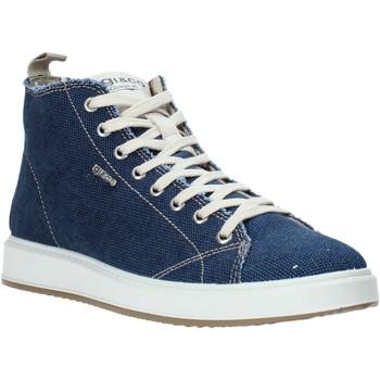 Skor Herr Höga sneakers IgI&CO 5137811 Blå