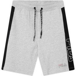 textil Herr Shorts / Bermudas Fila 683090 Grå