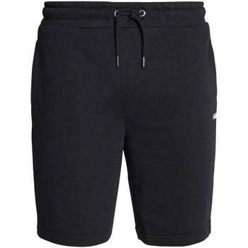 textil Herr Shorts / Bermudas Fila 688167 Svart