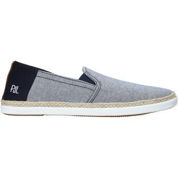 Skor Herr Slip-on-skor Pepe jeans PMS10283 Blå