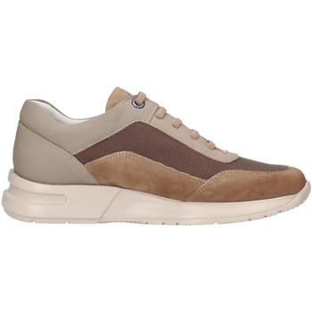 Skor Herr Sneakers CallagHan 91311 Beige