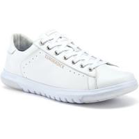 Skor Herr Sneakers Lumberjack SM88912 001 B38 Vit