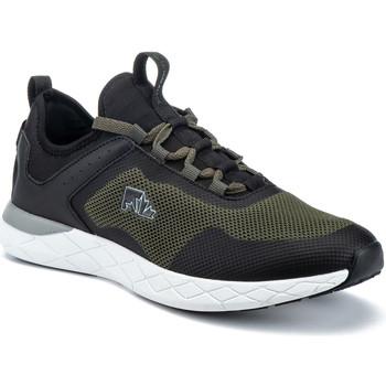Skor Herr Sneakers Lumberjack SM77711 001 C01 Grön