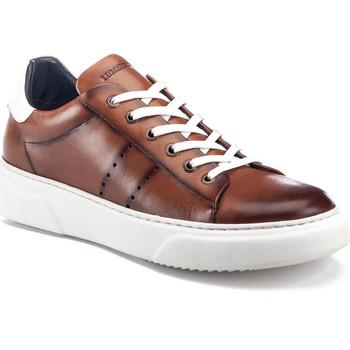 Skor Herr Sneakers Lumberjack SM89612 001 B09 Brun
