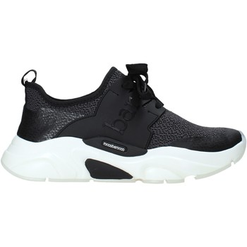 Skor Herr Sneakers Rocco Barocco N17.3 Svart