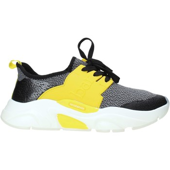 Skor Herr Sneakers Rocco Barocco N17.2 Svart