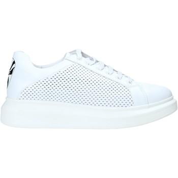 Skor Herr Sneakers Rocco Barocco N5 Vit