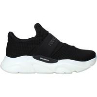Skor Herr Sneakers Rocco Barocco N18 Svart