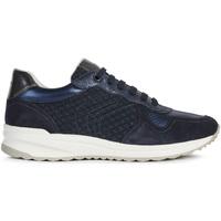 Skor Dam Sneakers Geox D022SA 0GN22 Blå