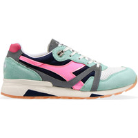 Skor Dam Sneakers Diadora 201176278 Grön