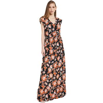 textil Dam Långklänningar Gaudi 011BD15020 Svart
