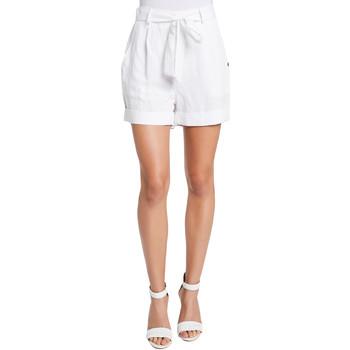 textil Dam Shorts / Bermudas Gaudi 011BD25046 Vit