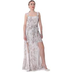 textil Dam Uniform Fracomina FR20SP506 Beige