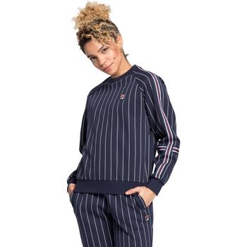 textil Dam Sweatshirts Fila 687651 Blå