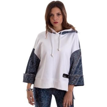 textil Dam Sweatshirts Versace B6HVB791SN900904 Vit