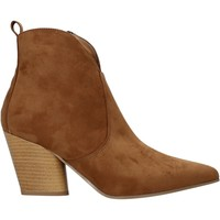 Skor Dam Stövletter Grace Shoes 7241007 Brun