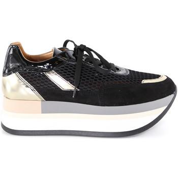 Skor Dam Sneakers Grace Shoes 331033 Svart