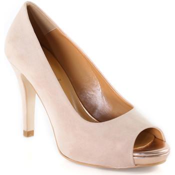 Skor Dam Pumps Grace Shoes 457I001 Rosa