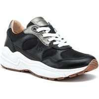 Skor Dam Sneakers Lumberjack SW78911 002 M08 Svart