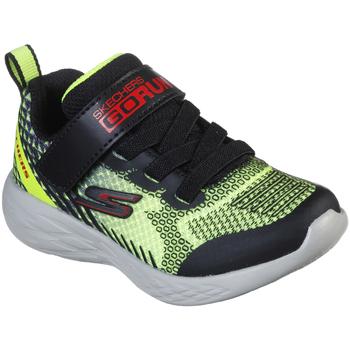 Skor Barn Sneakers Skechers 97858N Gul