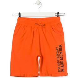 textil Barn Badbyxor och badkläder Losan 013-6602AL Orange