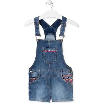 textil Barn Uniform Losan 014-6017AL Blå