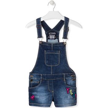textil Barn Uniform Losan 014-6027AL Blå
