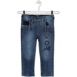 textil Barn Stuprörsjeans Losan 015-6023AL Blå