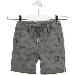 textil Barn Shorts / Bermudas Losan 015-9006AL Grön